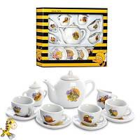 Посуда фарфоровая - чайный сервиз