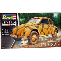 Сборная модель Revell Автомобиль German Staff Car TYPE 82E 1:35 (3247)
