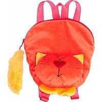 Мягкая игрушка FANCY Сумка-рюкзак детская Котик (ROG01)