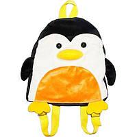 Мягкая игрушка FANCY Сумка-рюкзак детская Пингвин (RDI01)