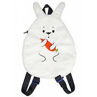 Мягкая игрушка FANCY Сумка-рюкзак детская Зая (RAZ01)