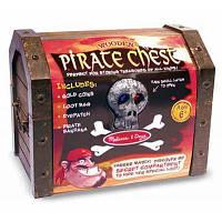 Развивающая игрушка Melissa&Doug Пиратский сундук (MD2576)