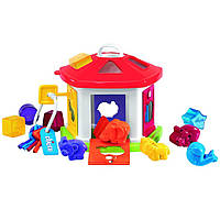 Развивающая игрушка Chicco Зоодомик (64273.00)