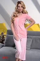 Комплект для дома Dobra Nocka 3012 (женская одежда для сна, дома и отдыха, домашняя одежда, пижама женская)