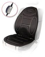 Накидка на сиденье с подогревом черная 96035