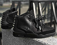 Nike Air Yeezy 2 All Black