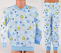 Детская пижама для мальчика на байке Moral D03 9-R.