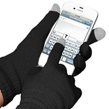 Рукавиці сенсор iGloves для телефона планшета