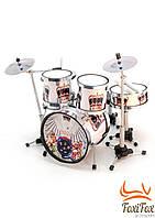 Статуэтка барабанная установка Queen