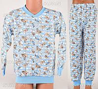 Детская пижама для мальчика на байке Moral D04 7-R.