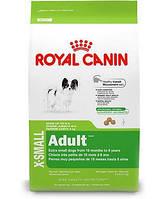 Royal Canin X-Small Adult 3кг-корм для собак  мини пород