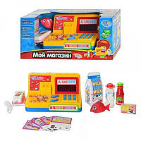 Кассовый аппарат детский игровой набор Мой магазин Joy Toy 7253