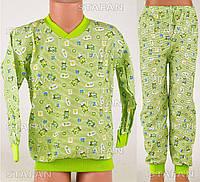 Детская пижама для мальчика на байке Moral D05 7-R.
