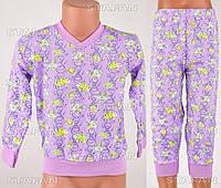 Детская пижама для мальчика на байке Moral D06 5-R.