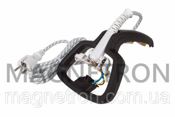 Задняя часть корпуса + сетевой шнур к утюгу Tefal CS-00134144, фото 2
