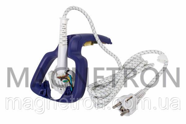 Задняя часть корпуса + сетевой шнур к утюгу Tefal CS-00128908, фото 2