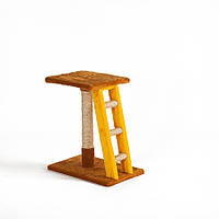 Когтеточка с мини лестницей для кошек 30*46*52 (151028)