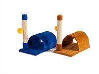 Когтеточка-арка  для кошек 30*50*52 (151011)