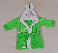 Детский флисовый халат 1410-H-1