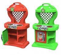 Игрушечный стол кухонный с плитой ТехноК Кухня 9