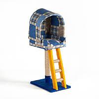 Когтеточка-будка  для кошек 30*46*52 (151026)
