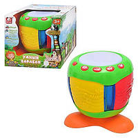 Детская обучающая, развлекательная игрушка Умный барабан 80026