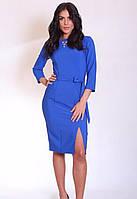Женское платье с распорихой на колене, фото 1