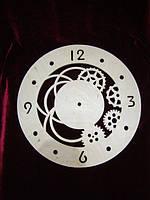Заготовка для декупажа часы с шестеренками