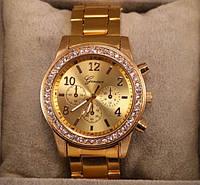Роскошные женские часы GENEVA  Женева