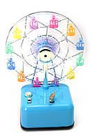 Детская игрушка музыкальная Колесо обозрения