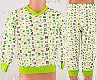 Детская пижама для мальчика на байке Moral D08 4-R.