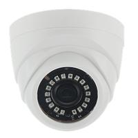 Видеокамера 1 Mp / 4-х форматная: AHD + TVI + CVI + аналог / внутренняя