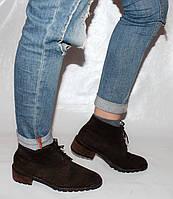 Ботинки 40 р, Bally Швейцария кожа оригинал