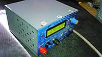 Лабораторный блок питания 0-20В 0-10А защита от КЗ и перегрузок