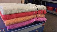 Полотенце махровое Sertay Турция, банное 70х140см с линией