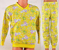 Детская пижама для мальчика на байке Moral D12 7-R.