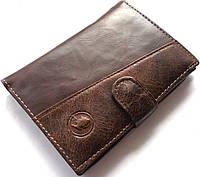 Кошелек - бумажник эко-кожа модель №003