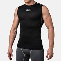 Компрессионная футболка без рукавов Peresvit Air Motion Compression Tank Black (501006-101)