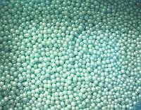 Посыпка сахарные шарики голубой жемчуг 3мм.от 100гр. (код 02409)