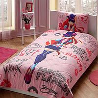 Детское постельное бельё TAC Winx Holiday Bloom (Винкс Холидей Блум)
