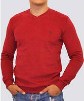 Стильный однотонный свитер для мужчин по низким ценам