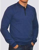 Мужской качественный свитер - поло, от производителя
