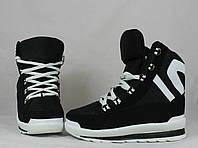 Утепленные ботинки - кроссовки