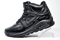 Зимние кроссовки Nike Air Max Skyline кожаные