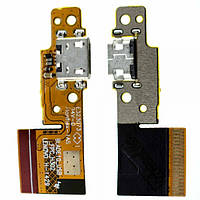 Шлейф с разъемом зарядки для Lenovo B8000 Original
