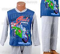 Детская пижама для мальчика, интерлок Betul D08 2-3-R.