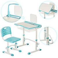 Детская регулируемая парта и стул (M 3110-4)