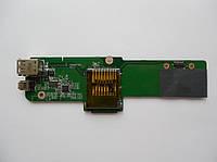 Плата USB картридера Dell Vostro 1015 1014 DAVM9MPI6D0 REV D