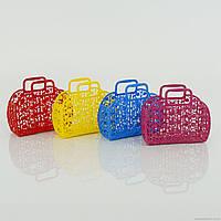 Детская корзина для покупок, сумка для игрушек,  детская корзинка