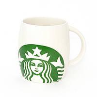 """Керамическая кружка """"Starbucks"""" 400 мл"""